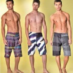 Bermudas masculinas para praia: modelos