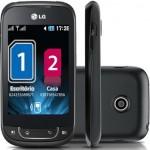 LG oferece aparelho Android 3G com suporte para dois chips