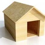 Aprenda a construir casinha de cachorro