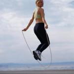 Pular corda ajuda a perder peso