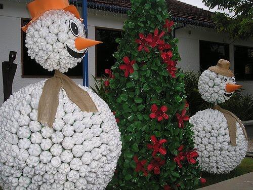 Boneco de neve (Foto: Divulgação)