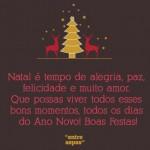 Mensagens de natal para amigos e familiares 6