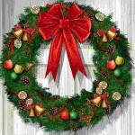 Guirlandas de Natal: técnicas artesanais para confeccionar