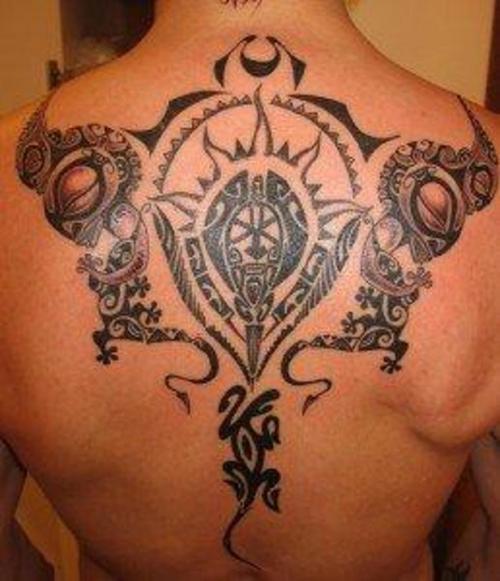Existem muitas opções de tatuagens maior. (Foto: divulgação)