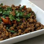 Aprenda a preparar lentilha de Réveillon