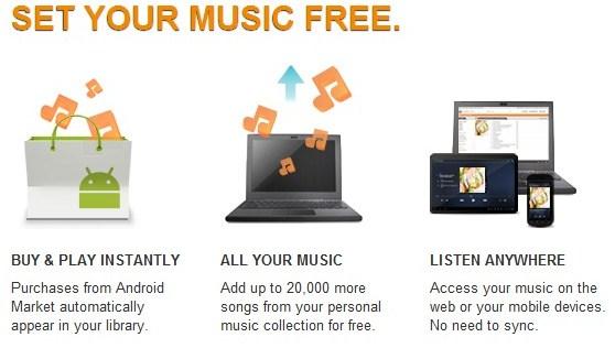 Google lança sua própria loja de músicas online