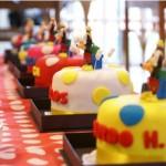Decoração de festa infantil na escola. (Foto: Divulgação)