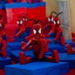 Homem Aranha também é uma inspiração. (Foto: Divulgação)