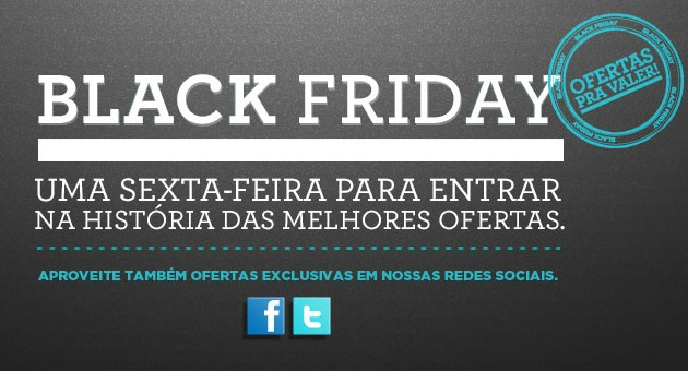Aposte em Black Friday 2016 para ter mais descontos (Foto: Divulgação)