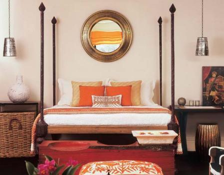 Confira como decorar seu quarto em estilo indiano 5