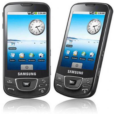 Samsung Galaxy é baseado no sistema Android