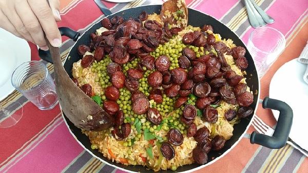 Aprenda a fazer um delicioso arroz natalino (Foto: Divulgação)