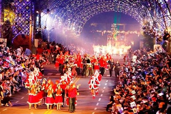 Programação de eventos para comemorar o Natal 2015 (Foto: Divulgação)