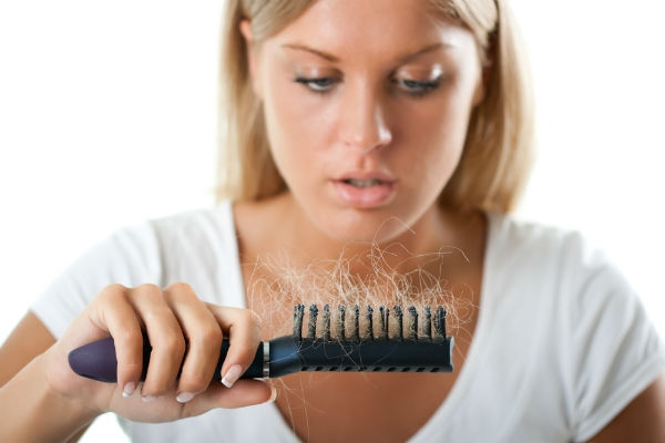 Queda de cabelo pode indicar problemas de saúde 1
