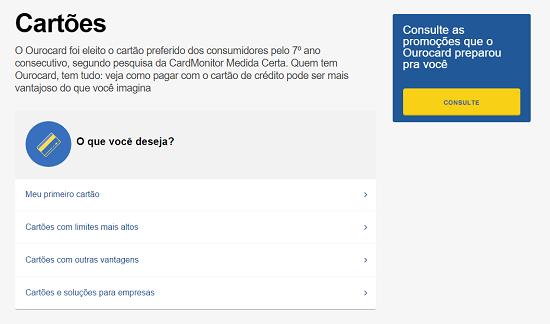 Veja o seu boleto bancário do seu cartão de crédito (Foto: Divulgação)