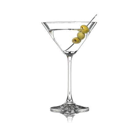 Saiba como escolher a taça para cada tipo de bebida Copo para Martini