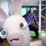 Ubisoft lança Raving Rabbids Alive & Kicking no Brasil