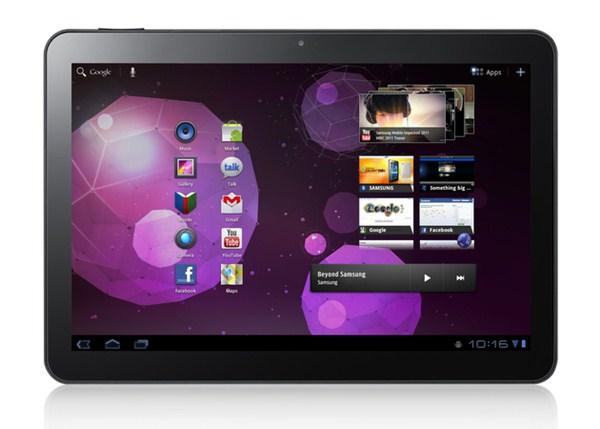 "Samsung Galaxy Tab 10,1"", R$ 1.599"