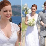 Joana se casa em Beleza Pura (Foto:Divulgação)