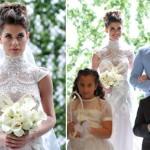 Casamento de Lili em O Astro (Foto:Divulgação)