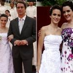 Casamento de Fátima em Passione (Foto:Divulgação)