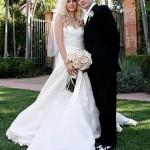 A cantora Avril Lavigne também se casou (Foto:Divulgação)
