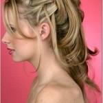 Penteado para cabelos longos (Foto:Divulgação)