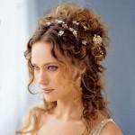 Penteado para cabelos cacheados (Foto:Divulgação)
