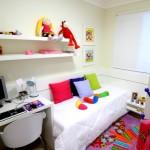 Decoração criativa para quarto de adolescentes (Foto:Divulgação)