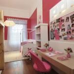 Decoraçãode quarto para meninas (Foto:Divulgação)