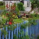 Cercas para jardim 10