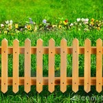 Cercas para jardim