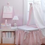 Decoração do quarto rosa (Foto:Divulgação)