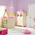 Decoração para o quarto de menina (Foto:Divulgação)