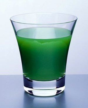 Suco verde com água de coco (Foto: Divulgação)