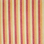 Listras coloridas aparecem nos tapetes indianos.