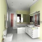 Decoração para banheiros modernos (Foto:Divulgação)