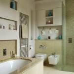 Decoração clássica para banheiros (Foto:Divulgação)