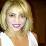 O novo corte de cabelo de Shakira