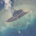 Foto tirada pelos satélites (Foto:Divulgação)