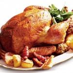 O Peru é prato mais tradicional do Natal em diferentes países