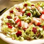 Salada para o Natal