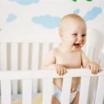 Como evitar acidentes com o berço do bebê