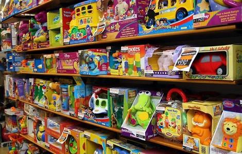 Brinquedos devem ser adequados a cada idade