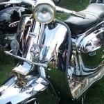 Motocicleta antiga (Foto:Divulgação)