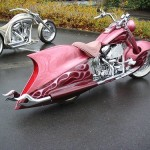 Motocicleta (Foto:Divulgação)