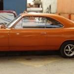 Automóvel antigo (Foto:Divulgação)