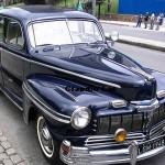 Desfiles de carros antigos (Foto:Divulgação)