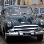 Desfile de carros antigos (Foto:Divulgação)