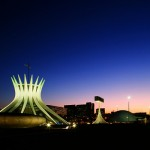 Catedral Metropolitana de Brasília (Foto:Divulgação)
